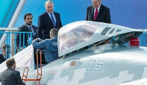 CHP, SU-35 ve SU-57'lere de karşı çıktı