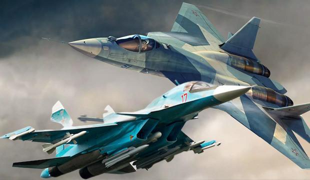 Rusya'dan Su-57 ve Su-35 açıklaması! Erdoğan detayı dikkat çekti