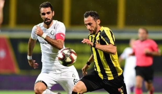 İstanbulspor ve Altay puanları paylaştı