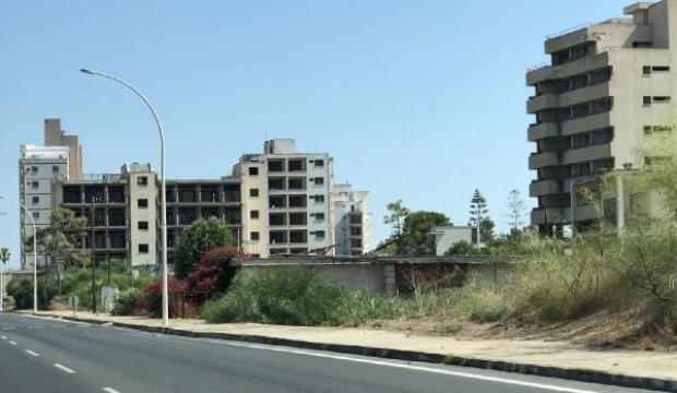 KKTC: Hayalet şehir 45 yıl sonra ilk kez görüntülendi