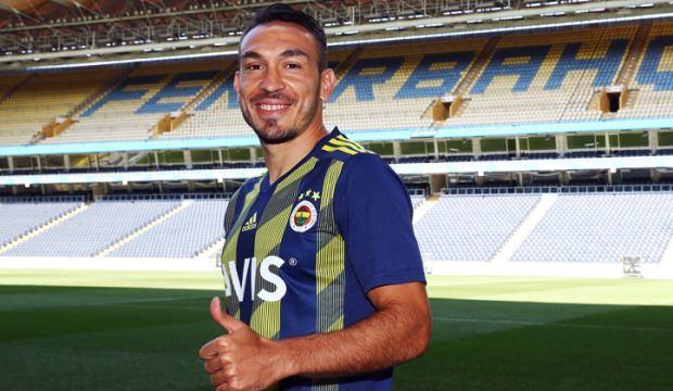 Mevlüt Erdinç resmen Fenerbahçe'de!