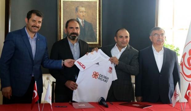 Sivasspor'a yeni sponsor! 1 yıllık anlaşma