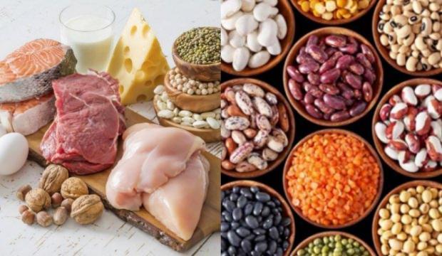 Sağlıklı protein diyeti listesi: Kilo vermek artık hayalden ibaret değil!