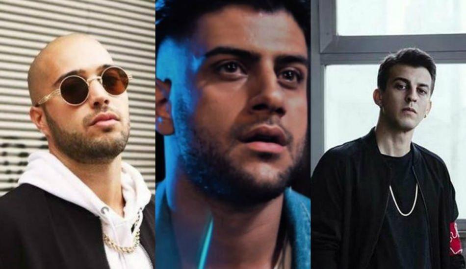 Türk rap şarkıcılarının kazançları ortaya çıktı!