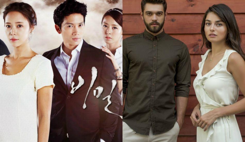 Türkiye'de uyarlanan Güney Kore dizi listesi!