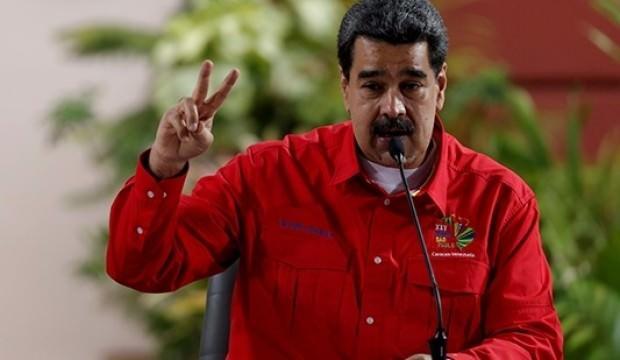 Rusya duyurdu! Maduro geliyor