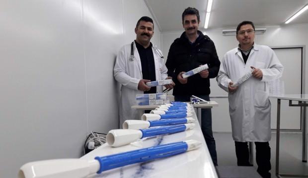Hayvanları ölümden kurtaran icat! Türkler yaptı