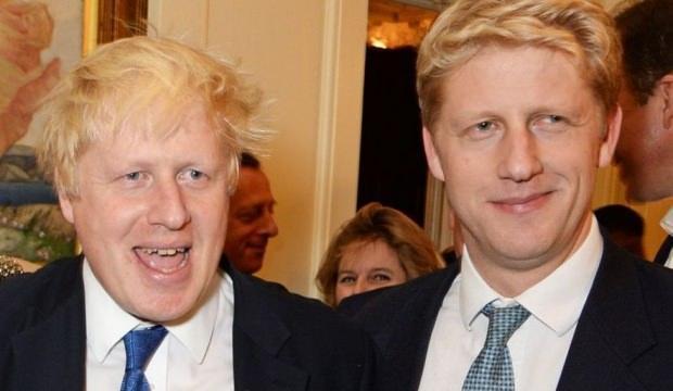 Boris Johnson'ın kardeşi devlet bakanlığından istifa etti