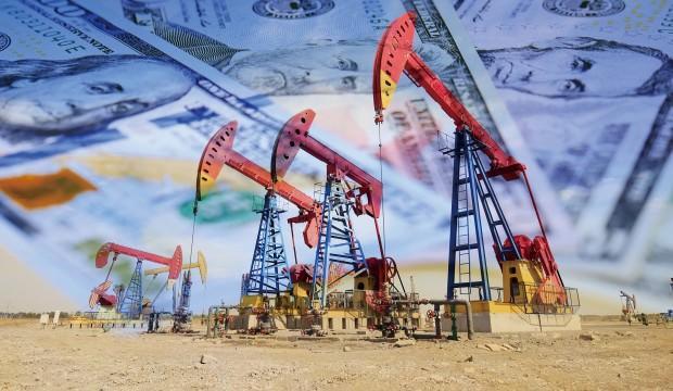 Brent petrolün varili 65,33 dolar