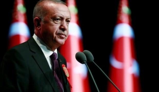 Cumhurbaşkanı Erdoğan'dan '4 Eylül Sivas Kongresi' mesajı