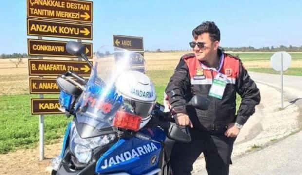 Eyüpsultan'da motosikletli jandarma kaza yaptı: 1 şehit