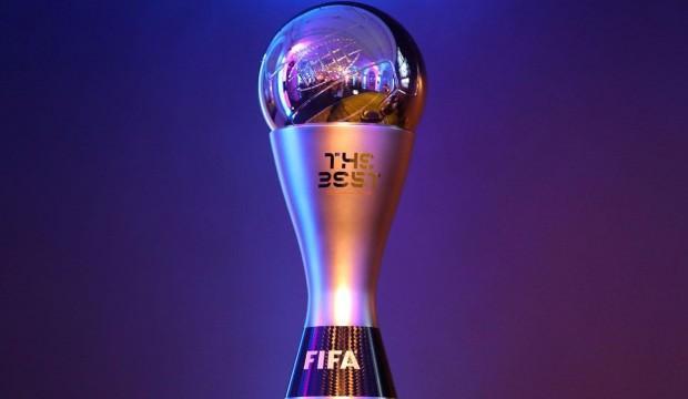FIFA 'The Best' ödülü için finalistler açıklandı!