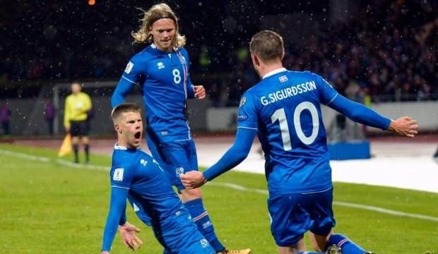İzlanda evinde Moldova'yı rahat geçti