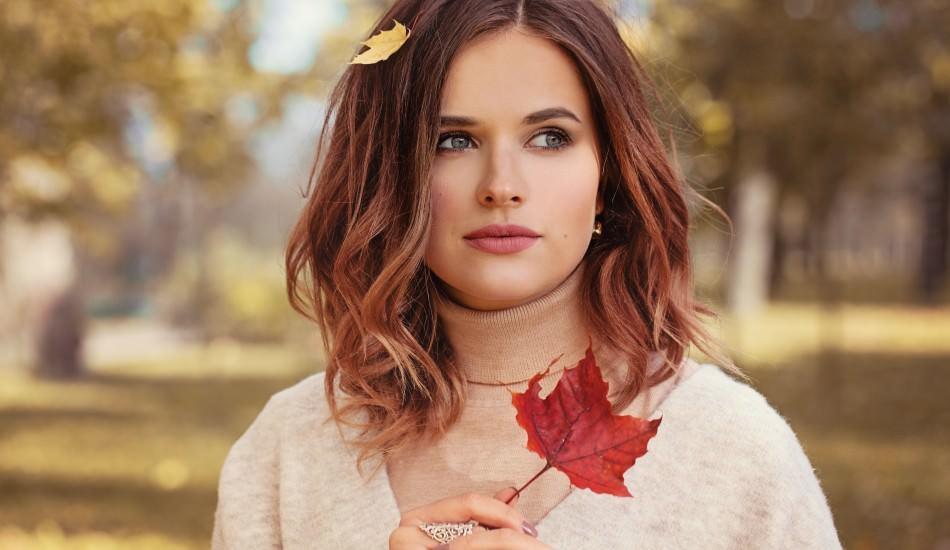 Sezonun renkleri ile sonbahar makyaj nasıl yapılır?