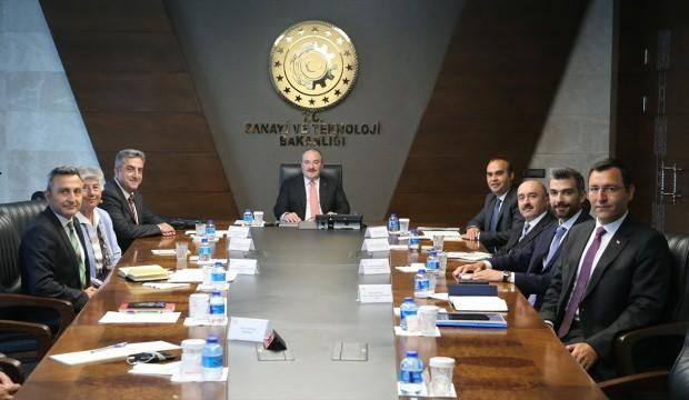 Türkiye Uzay Ajansı'nin ilk toplantısı yapıldı
