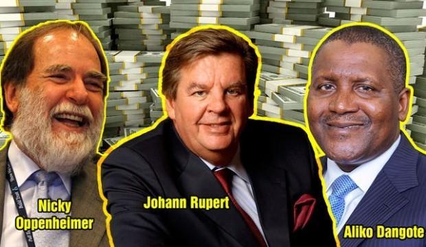 Üçünün 650 milyon insandan fazla parası var