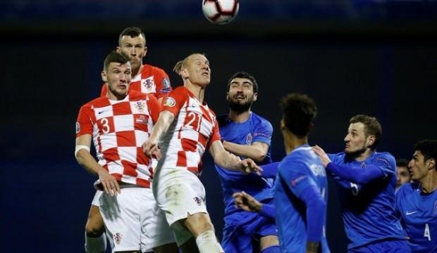 Azerbaycan'dan Vida'lı Hırvatistan'a çelme!