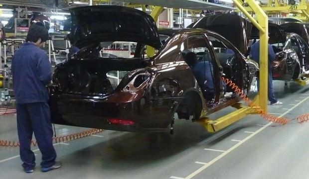 Çin'de otomobil satışları geriledi