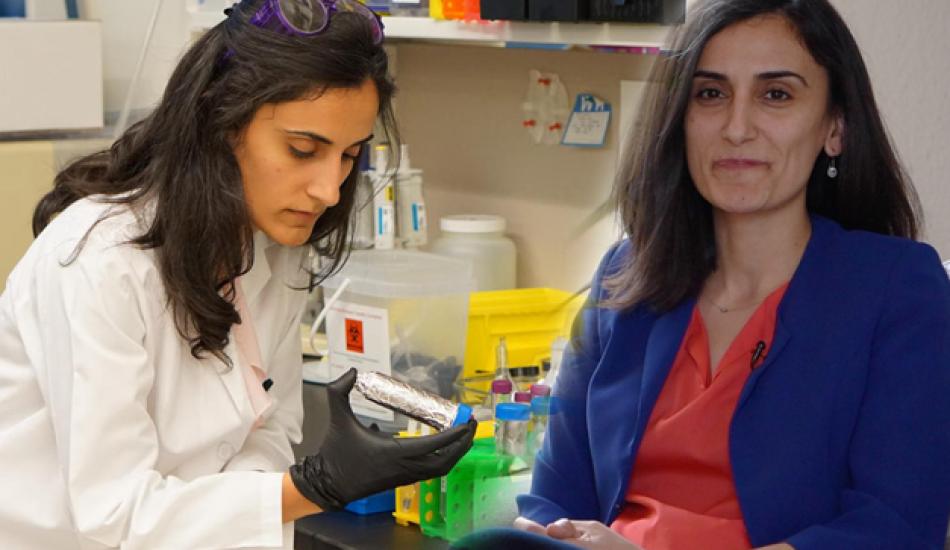 Dr. Canan Dağdeviren meme kanserini teşhis eden sütyen geliştirdi! Canan Dağdeviren kimdir?