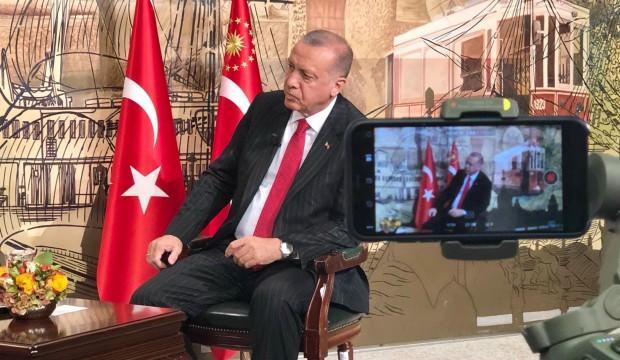 Erdoğan'dan Patriot açıklaması: Trump ile telefonda konuştuk ancak