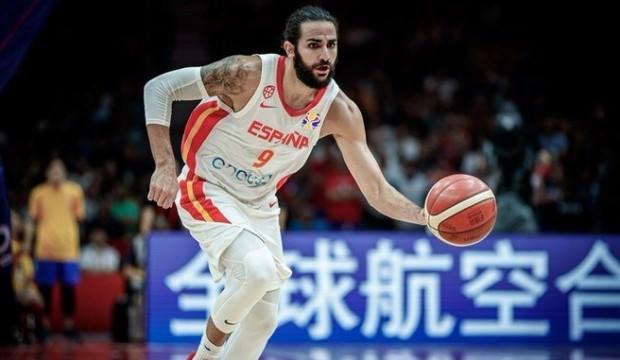 FIBA Dünya Kupası'nın MVP'si Rubio oldu