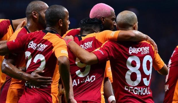 Galatasaray'a evinde yan bakılmıyor!