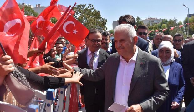 Gülümseten diyaloglar! Erdoğan: Ama sen beni kıskandırıyorsun…