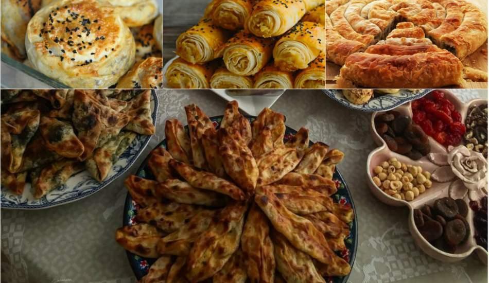En kolay börek tarifleri! Daha önce hiç denemediğiniz enfes börek tarifleri