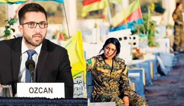 HDP temsilcisinden ABD'de PKK lobisi