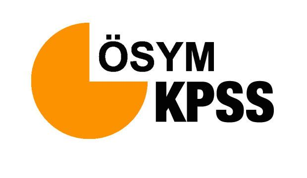 Memur adayları için KPSS Lise, Ön Lisans ve Lisans ve branş bazında sıralamaları