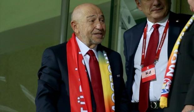 Nihat Özdemir: 'Allah'ın izniyle EURO 2020'ye gideceğiz'