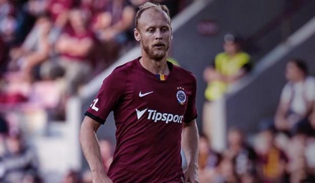Semih Kaya 2 ay sonra oynadı, Sparta Prag kazandı