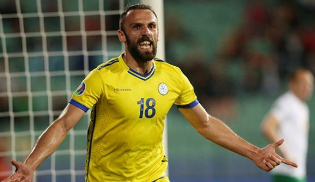 Vedat Muriqi attı Kosova kazandı!