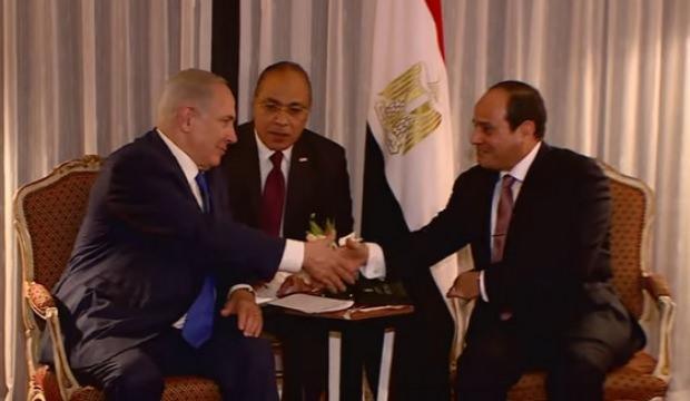 Mısır halkı sokağa indi! İsrail'i korku sardı