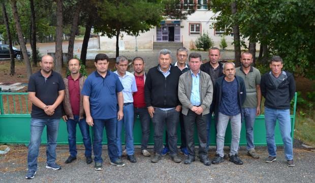 8 öğretmen değişti, veliler böyle protesto etti!