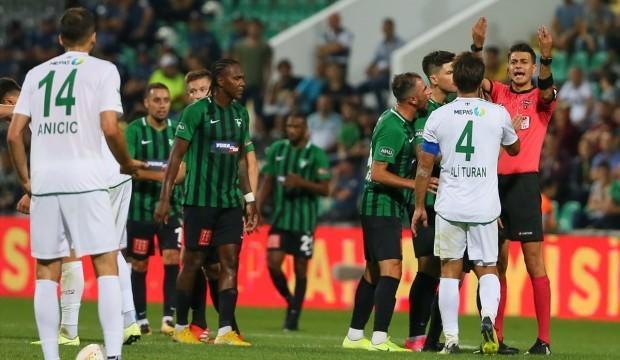 Denizlispor'da futbolculara ceza geliyor