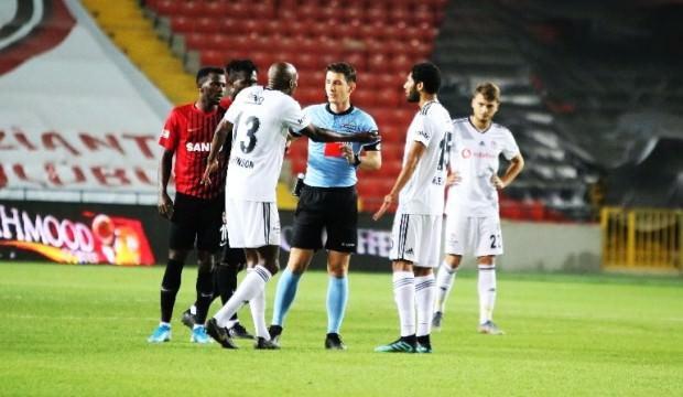 Hakemin raporu Beşiktaş'ı korkuttu