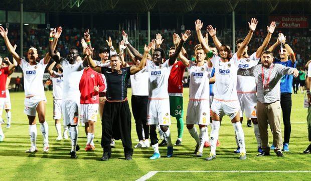 Kayyumun eşiğinden Süper Lig'in zirvesine