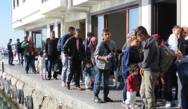 Kırklareli'nde 29 göçmen yakalandı, 2 kişi tutuklandı