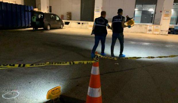 Maltepe'de sokak ortasında silahlı saldırı: 1 yaralı