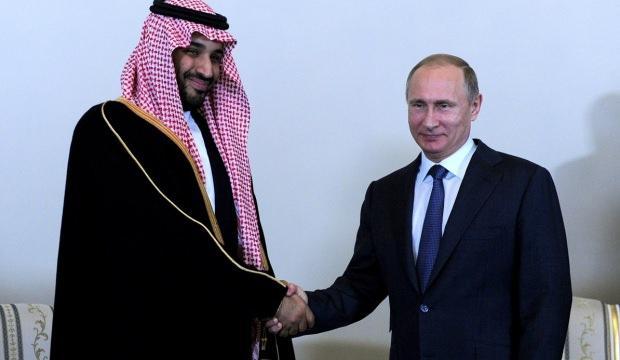 Putin ve Selman Aramco saldırısını görüştü!