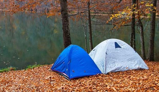 Sonbahar için en iyi kamp rotaları