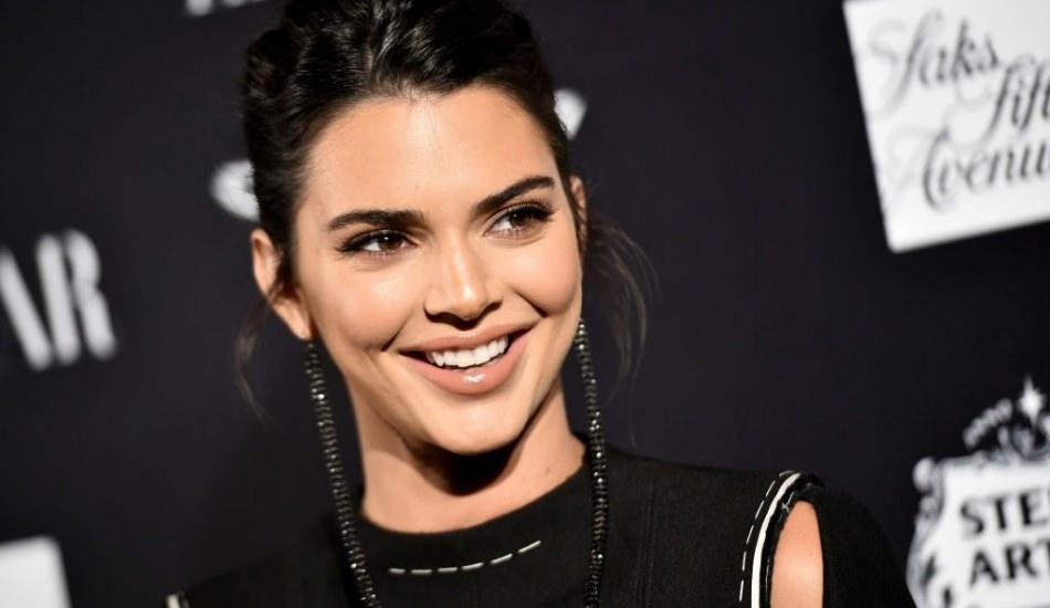 Ünlü yıldız Kendall Jenner sarışın oldu!