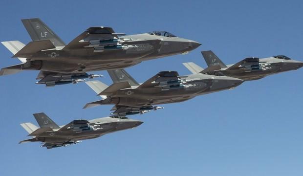 6 adet F-35 almışlardı! İlk kez NATO görevine katıldılar
