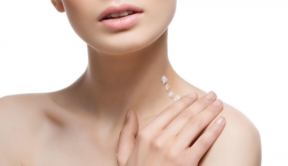 Boyun kırışıklarını gideren en etkili yöntemler neler? Boyun kırışıklığı masajı