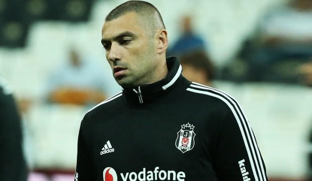 Beşiktaş'ın kadrosu belli oldu! Burak...