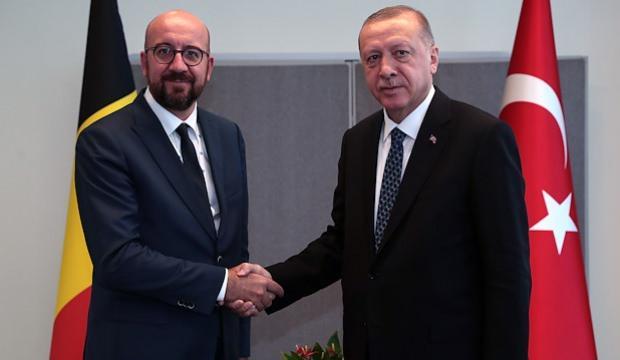 Cumhurbaşkanı Erdoğan'dan yoğun diplomasi!