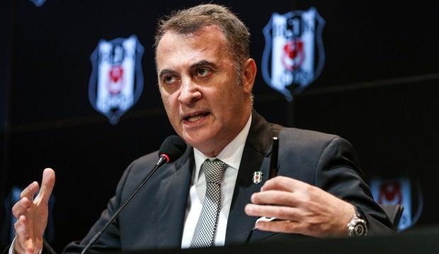 Fikret Orman'dan Beşiktaş'a haciz şoku!