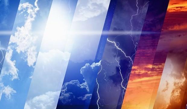 Hafta sonu hava nasıl olacak? Meteoroloji saat verdi