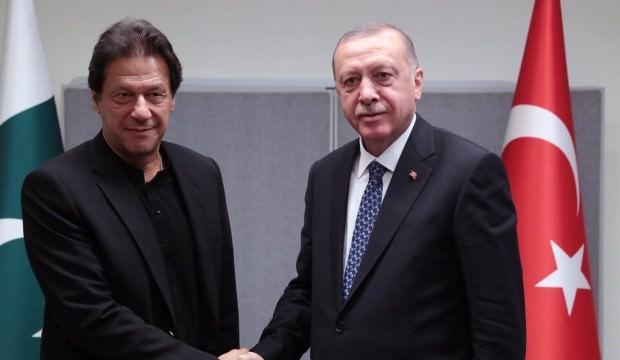 İmran Han: Erdoğan'a müteşekkirim